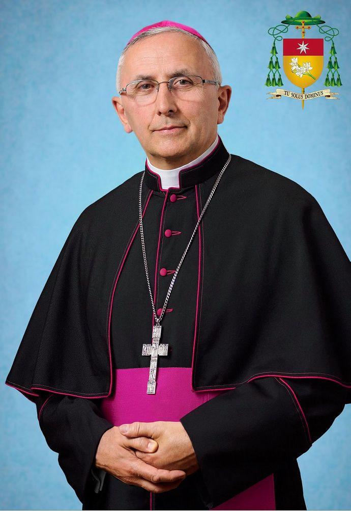 PS. Iosif Păuleț, episcopul Diecezei Romano-Catolice de Iași