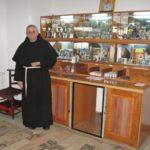 fratele Iulian Bălan (OFMConv) - biserica romano-catolică din Galați (2020)